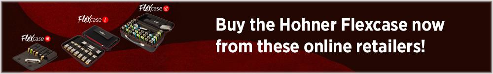 Hohner Flexcase Dealers
