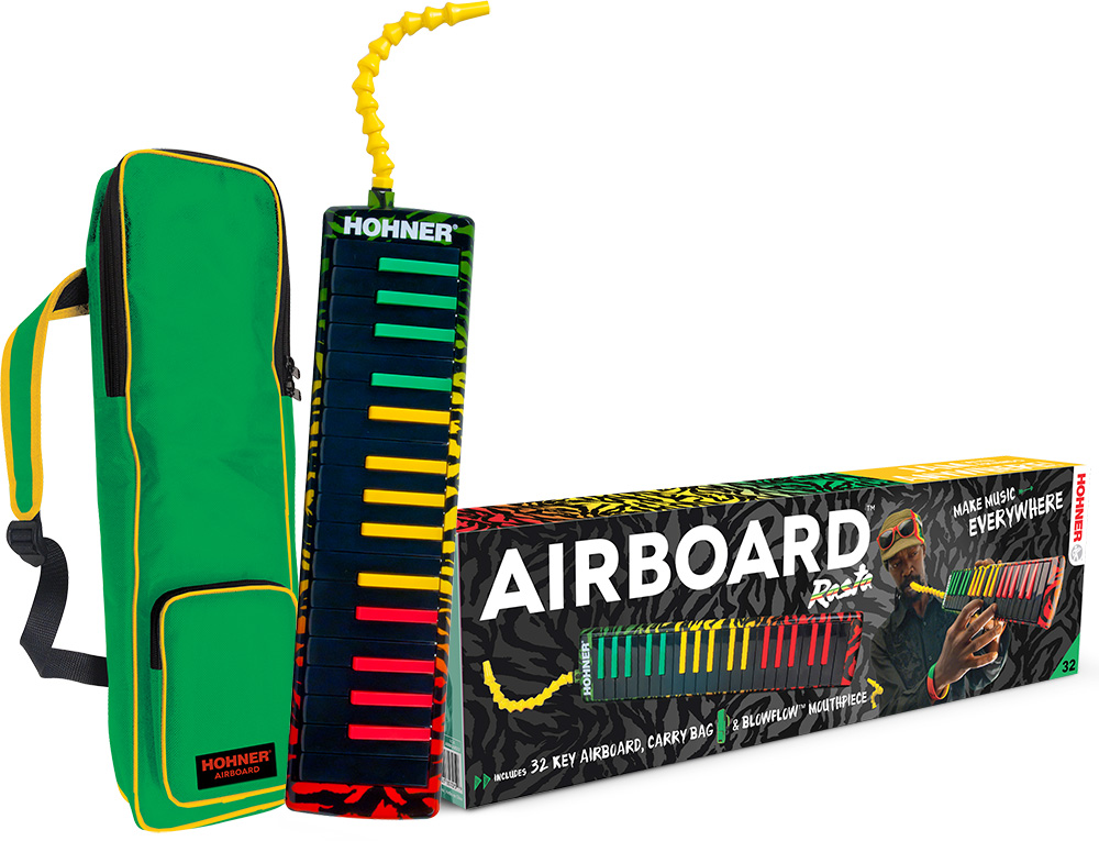 Hohner Airboard Rasta 32 Key with Packaging