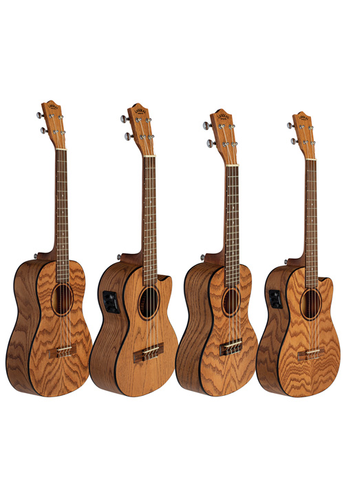 Lanikai Introduces New Oak Series