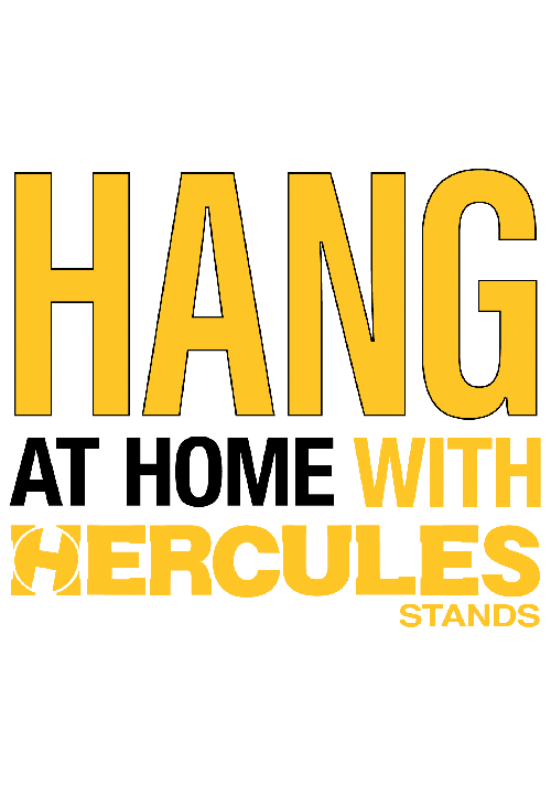 Hercules Invites Everyone To Hang At Home With Hercules