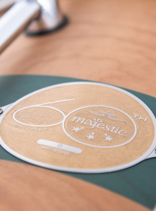 Majestic Celebrates 60th Anniversary With Limited Edition Orchestral Field Drum