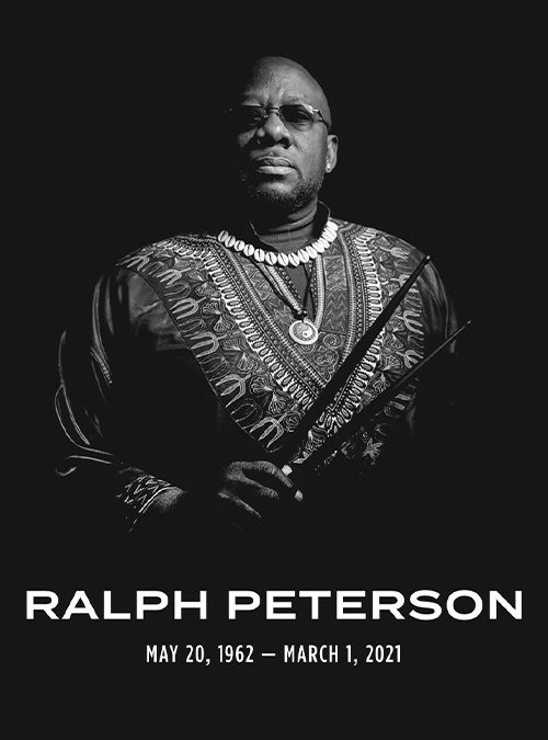 Mapex Celebrates Ralph Peterson Jr.