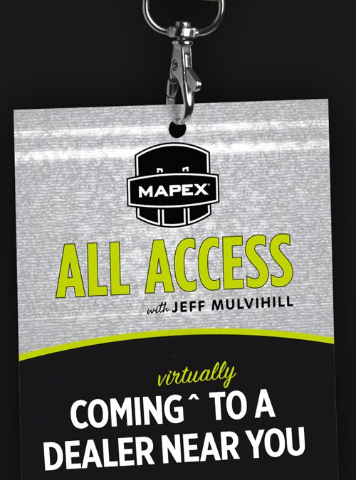 Mapex Launches All Access Virtual Events