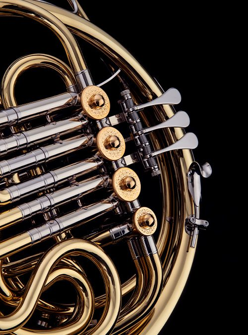 XO Releases Their First French Horns the New XO Professional Double Horns